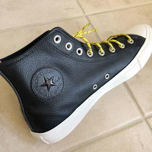 Converse Shoes - Converse CTAS HI Bold Citron Black 9.5